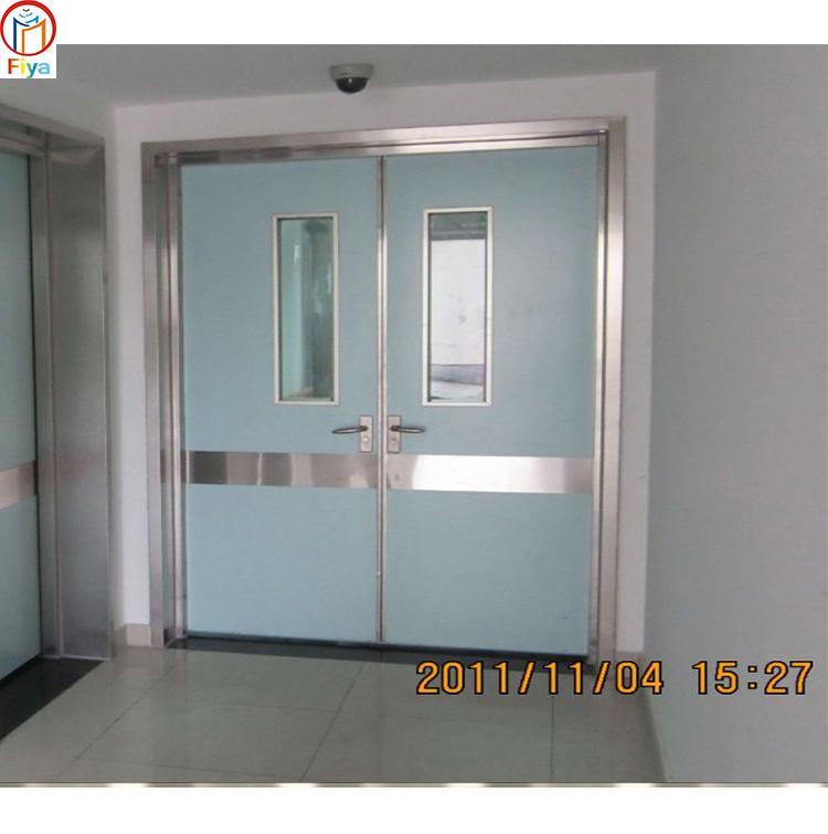 Manual Swing Ward Door double open & Hospital Doors